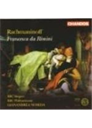 Sergey Rachmaninov - Francesca Da Rimini (Noseda, BBC PO And Singers) (Music CD)