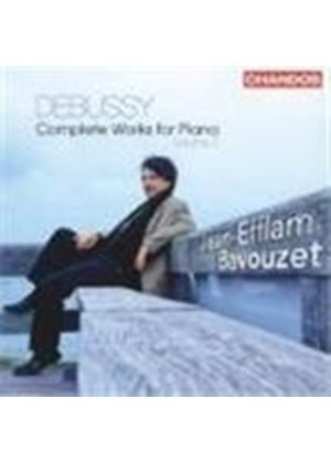 Claude Debussy - Complete Works For Piano - Vol. 2 (Bavouzet) (Music CD)