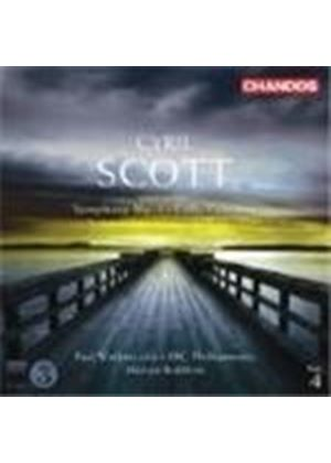 Cyril Scott - Symphony No. 1, Cello Concerto (Brabbins, BBC PO, Watkins) (Music CD)