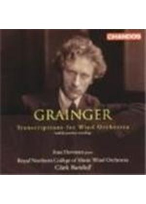Percy Grainger - Transcriptions For Wind Orchestra (Rundell) (Music CD)