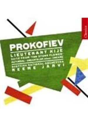 Sergey Prokofiev - Lieutenant Kije, Suite From The Stone Flower (Jarvi, SNO)
