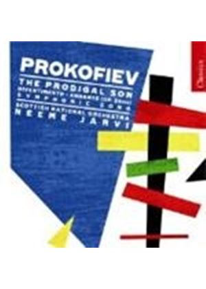 Sergey Prokofiev - The Prodigal Son (Jarvi, Scottish NO)