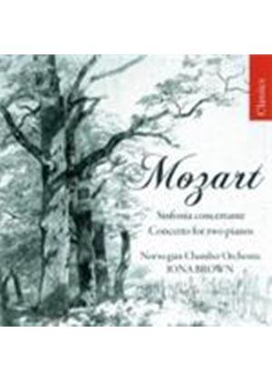 Mozart: Concerto for Two Pianos (Music CD)