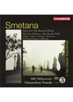Smetana: Orchestral Works Vol 2 (Music CD)