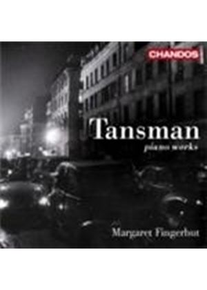 Tansman: Piano Works (Music CD)