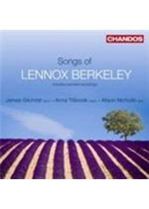 Berkeley, L: Songs (Music CD)