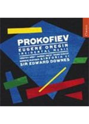 Prokofiev: Eugene Onegin (Music CD)