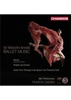 Arnold: Ballets (Music CD)