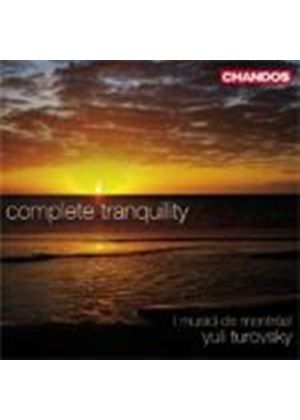 Complete Tranquility (Music CD)