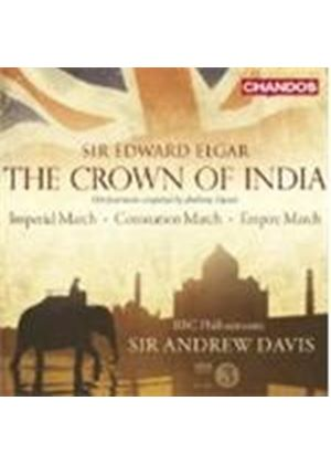 Elgar: (The) Crown of India (Music CD)
