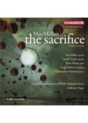 MacMillan: (The) Sacrifice (Music CD)