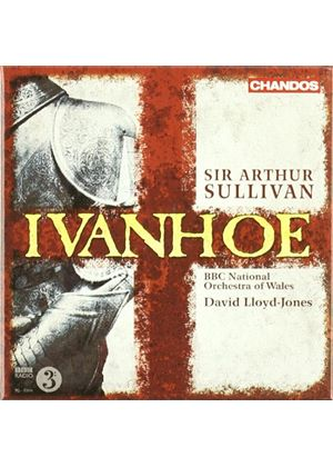 Sullivan: Ivanhoe (Music CD)