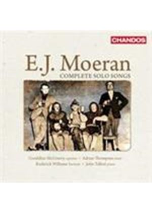 Moeran: Complete Solo Songs (Music CD)