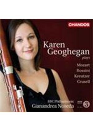Karen Geoghegan - Bassoon Works (Music CD)