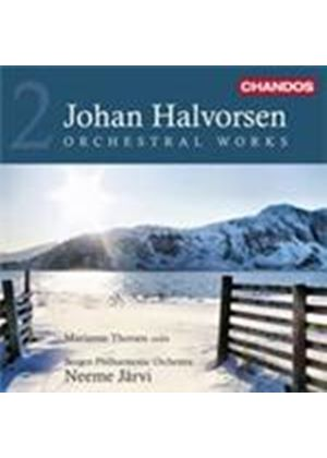 Halvorsen: Orchestral Works, Vol 2 (Music CD)
