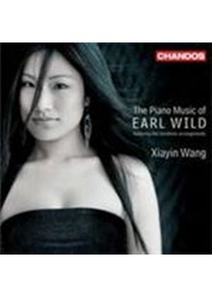 (The) Piano Music of Earl Wild (Music CD)