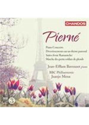 Pierné: Piano Concerto (Music CD)