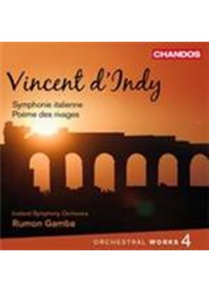 D\'Indy: Orchestral Works, Vol 4 (Music CD)
