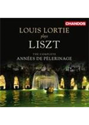 Lortie plays Liszt (Music CD)