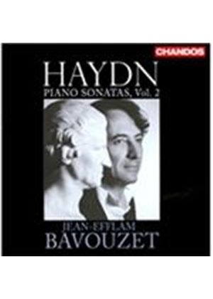 Haydn: Piano Sonatas, Vol. 2 (Music CD)
