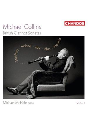 British Clarinet Sonatas (Music CD)
