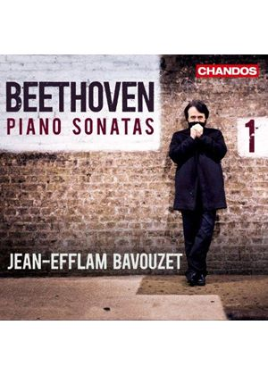 Beethoven: Piano Sonatas, Vol. 1 (Music CD)