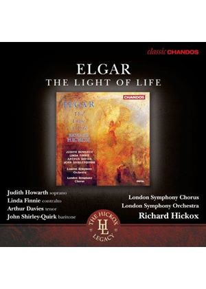 Elgar: The Light of Life (Music CD)