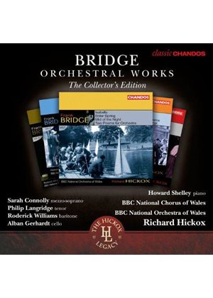 Frank Bridge: Orchestral Works - The Collector's Edition (Music CD)