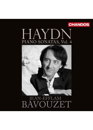 Haydn: Piano Sonatas, Vol. 4 (Music CD)