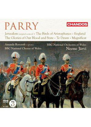 Hubert Parry: Orchestral & Choral Works (Music CD)