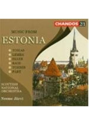 Estonian Orchestral Works