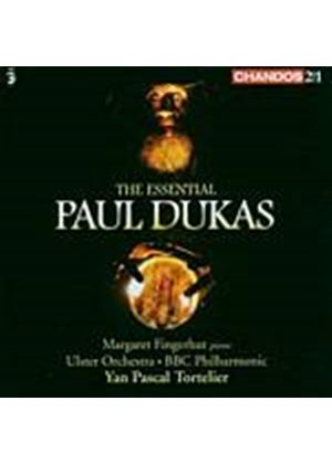 Paul Dukas - The Essential Dukas (Tortelier, BBC Philharmonic) (Music CD)