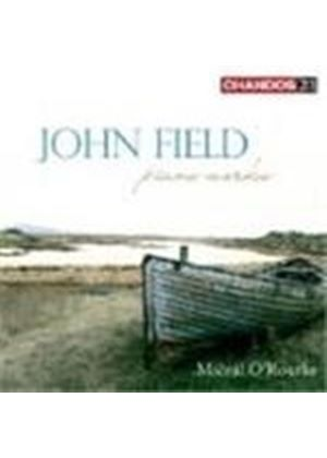 John Field - Piano Works (ORourke) (Music CD)