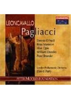 Leoncavallo: Pagliacci (in English)
