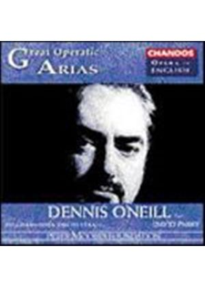 Dennis ONeill - Great Operatic Arias (Music CD)