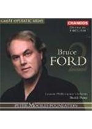 Bruce Ford - Great Operatic Arias Vol 2