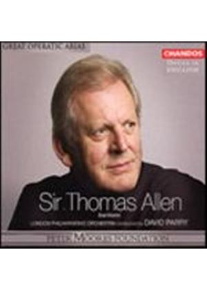 Thomas Allen - Great Operatic Arias (Parry, LPO) (Music CD)