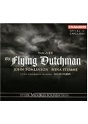 Richard Wagner - The Flying Dutchman (Parry, Philharmonia Orchestra)