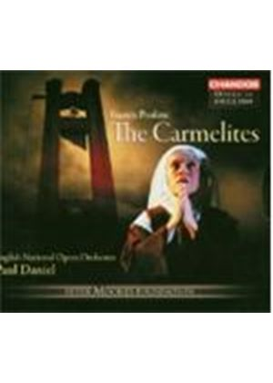 Francis Poulenc - The Carmelites (Daniel, English National Opera Orchestra) (Music CD)