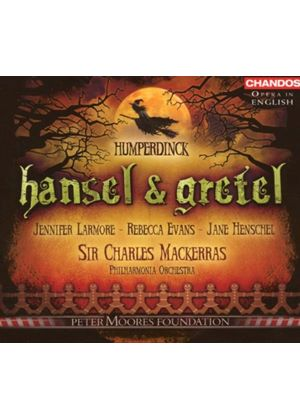 Engelbert Humperdinck - Hansel And Gretel (Mackerras, Philharmonia Orchestra) (Music CD)