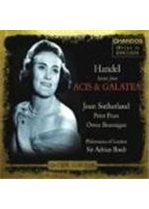 George Frideric Handel - Acis And Galatea (Boult, Sutherland, Pears) (Music CD)