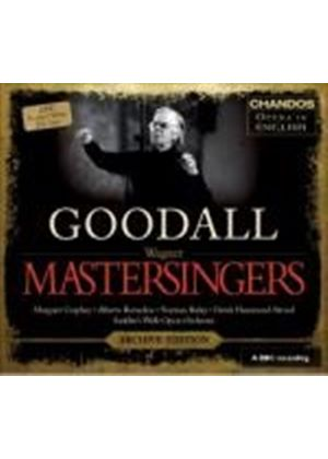 Reginald Goodall - Wagner - Mastersingers (Music CD)
