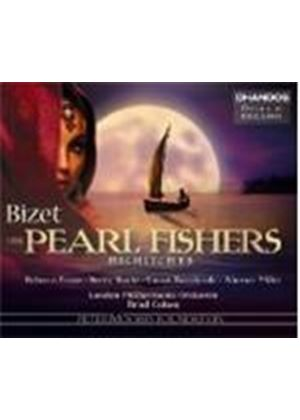 Georges Bizet - The Pearl Fishers [Highlights] (Cohen, LPO) (Music CD)