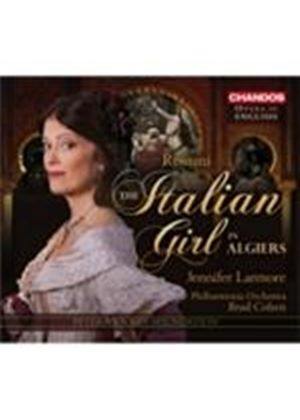Rossini: (The) Italian Girl in Algiers (highlights) (Music CD)