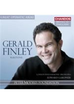 Gerald Finley - Great Operatic Arias, Vol 22 (Music CD)
