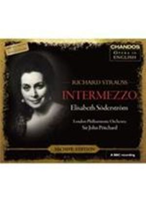 Strauss, R: Intermezzo (Music CD)