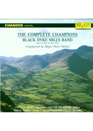 Black Dyke Mills Band - Complete Champions (Music CD)