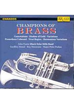 Black Dyke Mills Band - Champions Of Brass (Music CD)