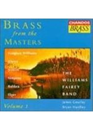 The Williams Fairey Band - Brass From The Masters (Music CD)