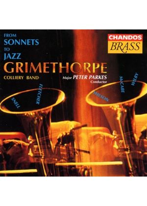Grimethorpe Colliery UK Coal Band (The) - From Sonnets To Jazz